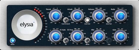 elysia alpha compressor Testbericht: Mix-Version