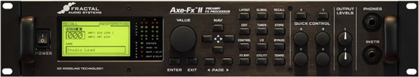 Fractal Audio Systems Axe-Fx II