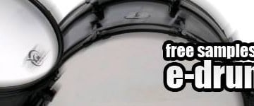 Free E-Drums Samples