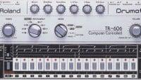 Free Samples Roland TR-606