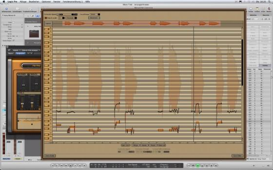 iZotope Nectar Testbericht Pitch Correction