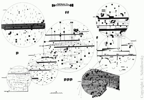 Leon Schidlowsky - Signals