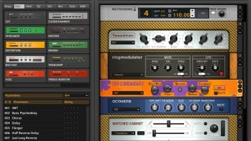 Native Instruments Guitar Rig 4 Pro