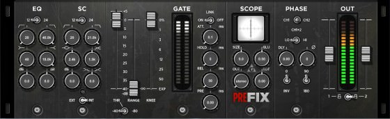 Variety Of Sound preFIX