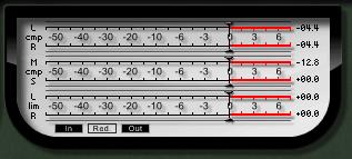 ArtsAcoustic CL Series - Metering