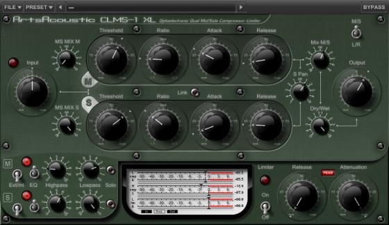 ArtsAcoustic CLMS-1 XL