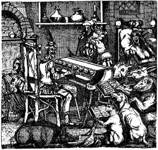 Das Katzenklavier in Jean-Baptiste Weckerlins »Musiciana, extraits d'ouvrages rare ou bizarre«