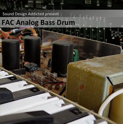 Analoge Kick Drums - Free Samples vom Moog MoogerFooger MF-101
