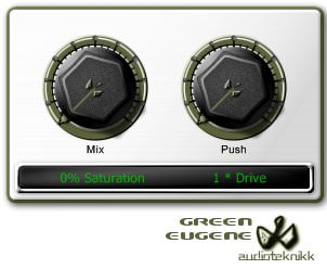 Free VST Plugin Saturation Bandsättigung