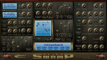 Free VST Synth Ultra Swamp