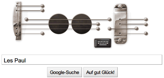 Google - Les Paul
