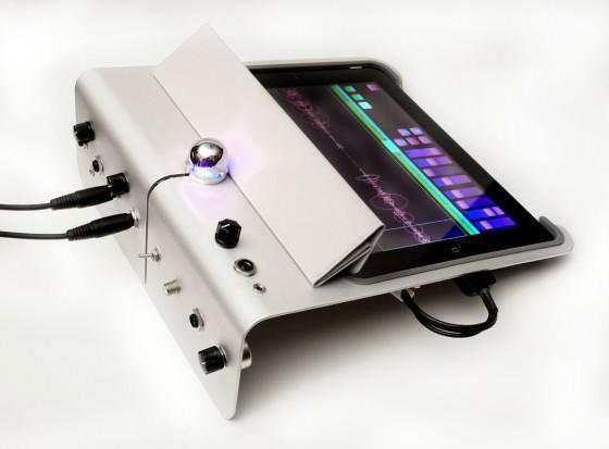 Reed Ghazala iPad Dock