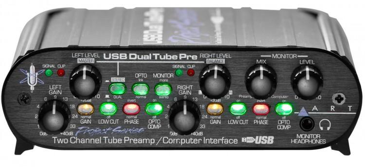 ART Pro Audio USBDualTubePre
