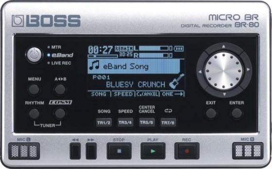 Boss Micro BR BR-80