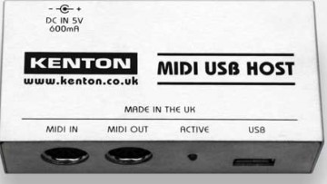 Kenton MIDI USB Host
