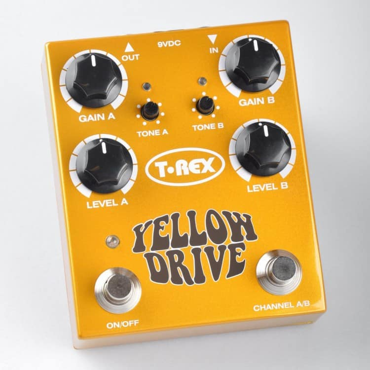 T-Rex Yellow Drive