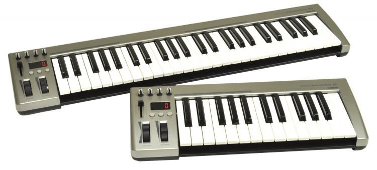 Acorn Instruments Masterkey 25 & Masterkey 49