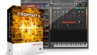 Sampler Kontakt 5 von Native Instruments