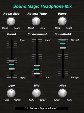 Sound Magic Headphone Mix 2.0