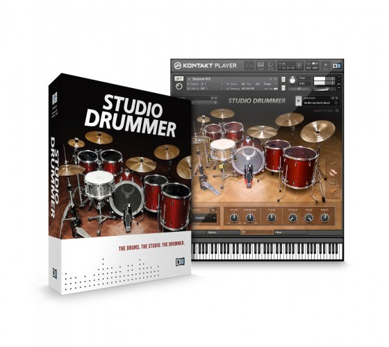 Der Studio Drummer von Native Instruments