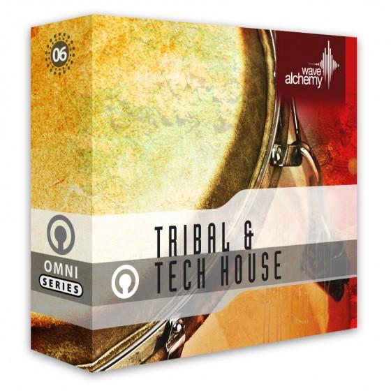 Wave Alchemy Tribal & Tech House