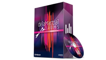 delaMartial_Drums