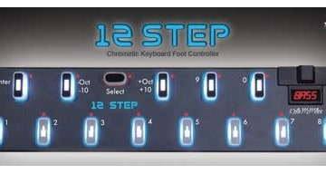 Keith McMillen Instruments 12 Step
