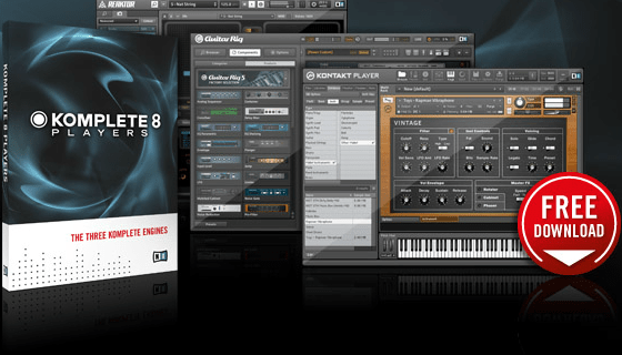 Native Instruments Komplete 8 Players