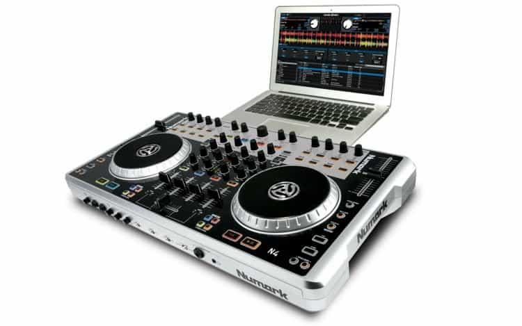 Numark N4 DJ-Controller
