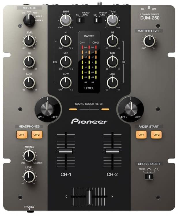 Pioneer DJM-250