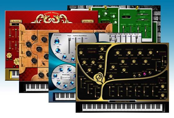 Sound Magic Supreme Piano 2