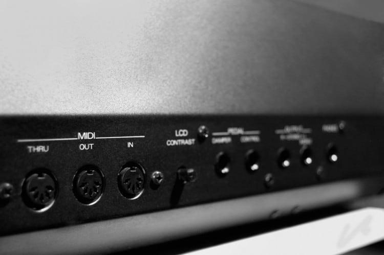 MIDI aufnehmen in Logic Tutorial