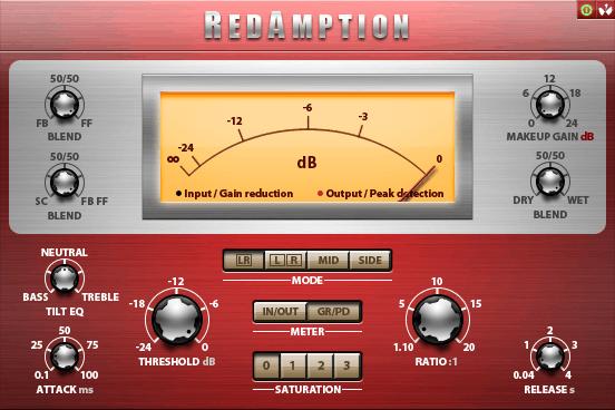 AudioTeknikk RedAmption