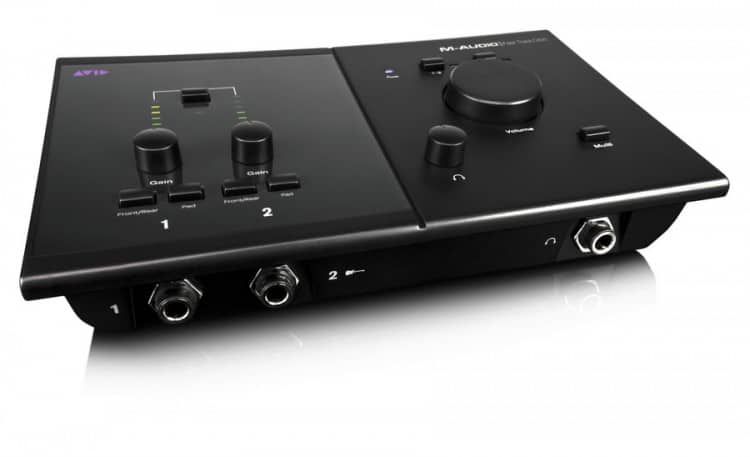 Avid M-Audio Fast Track C400 Audio Interface
