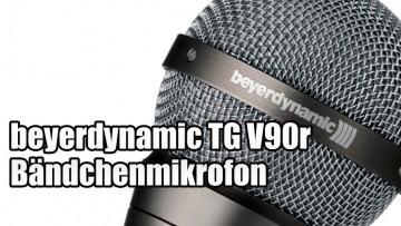 beyerdynamic TG V90r Bändchenmikrofon