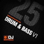 Loopmasters DJ Mixtools 25 - Drum and Bass Vol. 1