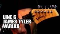 Line 6 James Tyler Variax Gitarre