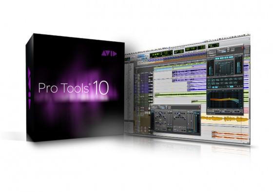 Pro Tools 10 DAW