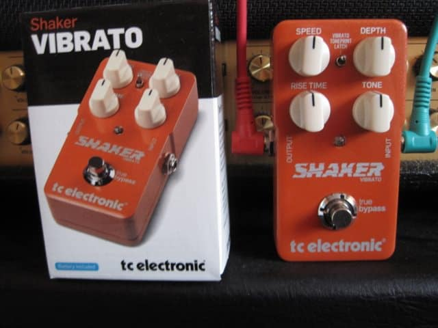 TC Electronic Shaker Vibrato Testbericht