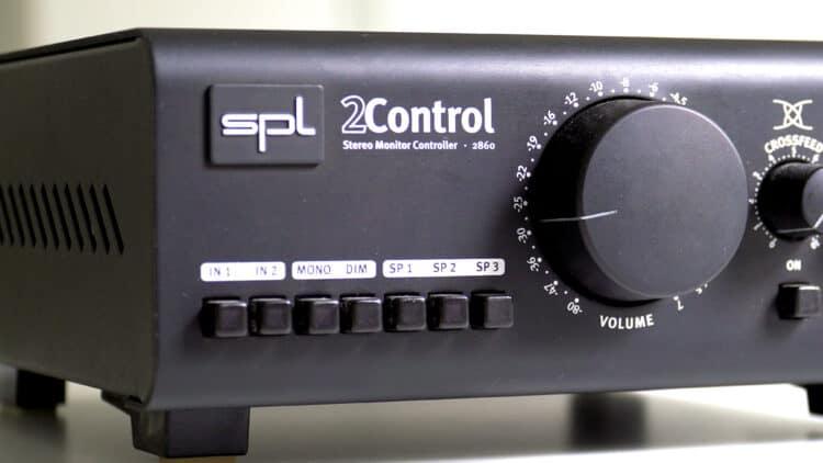 SPL 2Control Test