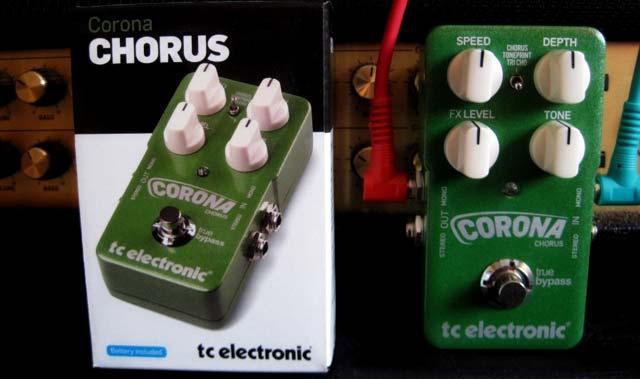 TC Electronic Corona Chorus Testbericht