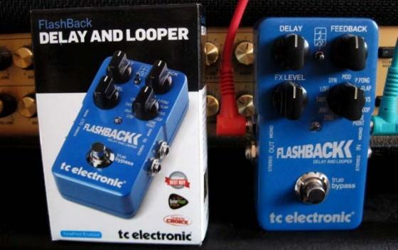 TC Electronic Flashback Delay Testbericht