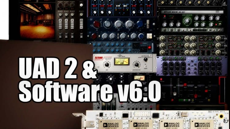 UAD Software