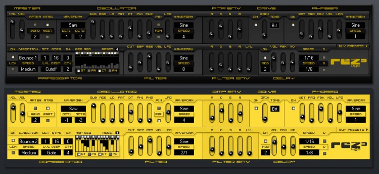 Ugo Audio Rez - Free VST Synthesizer