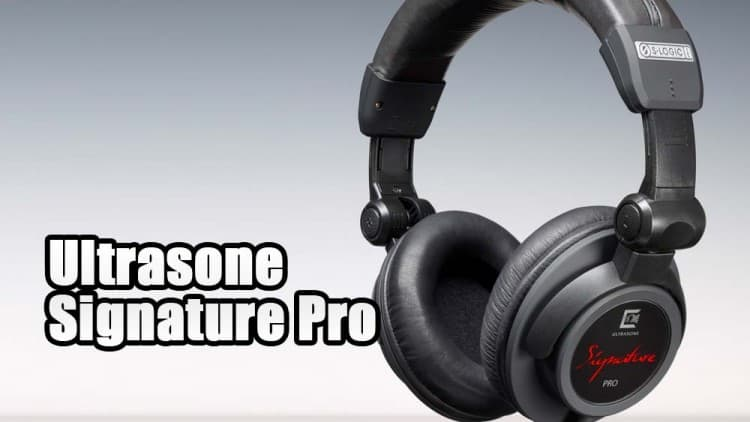 Ultrasone Signature Pro Kopfhörer