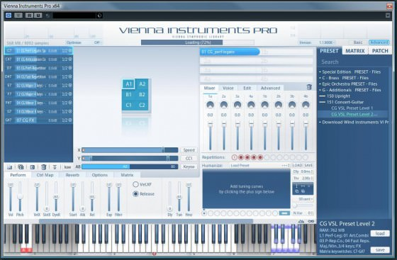 Vienna Instruments Pro Testbericht