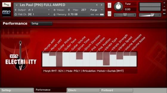 Vir2 Electri6ity Gitarre Software