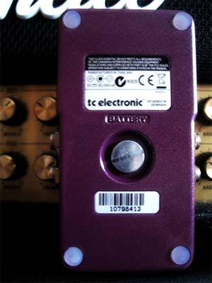 TC Electronic Vortex Flanger Testbericht