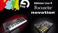 Ableton, Novation und Focusrite bei Session Music in Walldorf