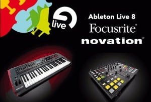 Ableton, Novation und Focusrite bei Session Music in Walldorf